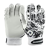 DeMarini Digi Camo Batting Glove, Black, Large