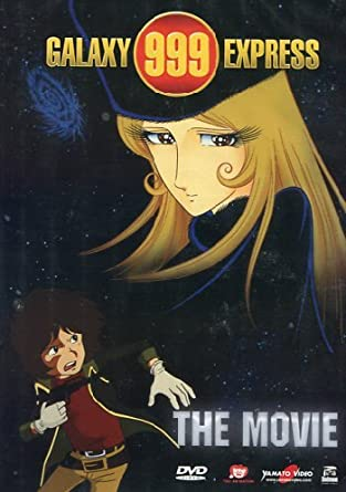 Risultati immagini per Galaxy Express 999 - The Movie