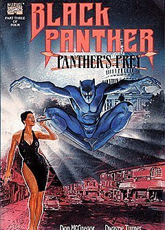 Black Panther, Panther's Prey, Part 3 of 4 (Part 3)