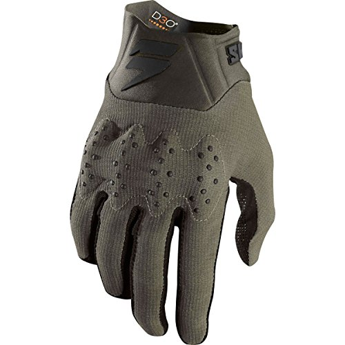 2018 Shift Recon Gloves-Fat Green-M (Motorcycle Gloves Recon)