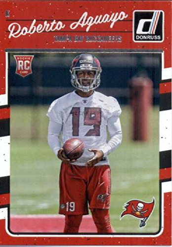 2016 Donruss #337 Roberto Aguayo Tampa Bay Buccaneers Football Rookie Card