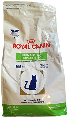 Royal Canin Diets - Royal Canin Feline Urinary So Moderate Calorie Dry, 6.6 lb.