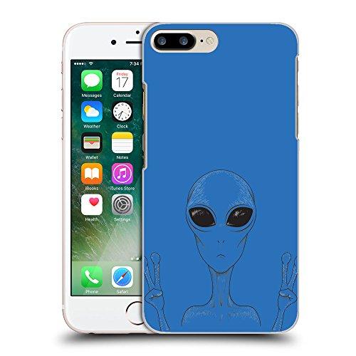 GoGoMobile Coque de Protection TPU Silicone Case pour // Q08580608 Téléphone étranger Azur // Apple iPhone 7 PLUS