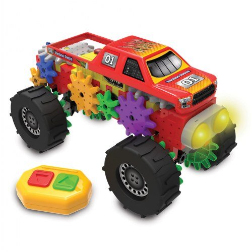 The Learning Journey Techno Gears - Remote Control Monster Truck