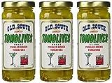 Old South Tomolives Pickled Green Tomatoes 8 Oz Jar (3 Pack)