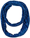 Infinity Scarf Zipper Pocket Neckwear - Linked Moda multi function Soft Stash Travel Scarf Sport Shawl Lightweight Silky Cozy Fashion Hijab Elegant Sheer POP Fashion Loop Constellation Scarf Circle Headwea