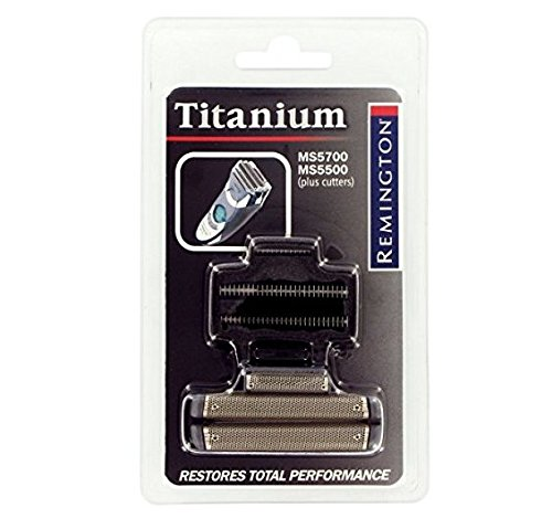Remington SP-96 Replacement Foil Cutters & Heads, Black