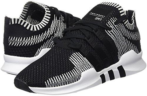 noir Noir Adidas Blanc Chaussures Support Eqt Hommes Adv Primeknit qwY60q