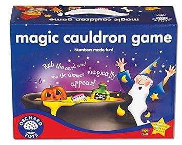 Orchard_Toys - Juego de mesa Magic Chaudron (en inglés): Amazon.es ...