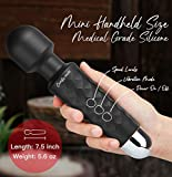 Upgraded Powerful Viberate Wand Massager with 20