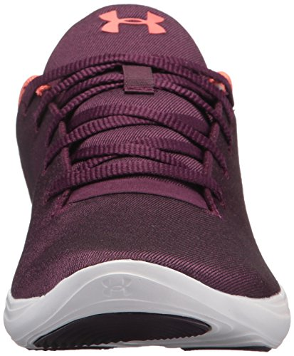 Nm Ua Merlot Armour Lwx W 500 Prec white Donna Scarpe Sprt Street Running Under BqHw4nx00