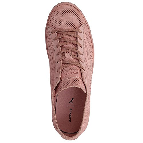 cheap shop discount official site Puma X Stampd Clyde Trainers White Cameo Brown-Cameo Brown cheap sale clearance store cheap choice CmLlf