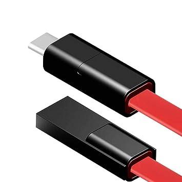 TOOGOO Línea de Datos de Telefonía Móvil Renovable Cable USB ...
