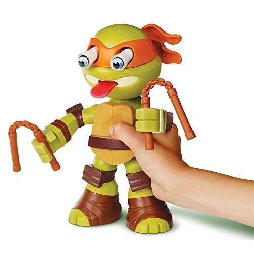 Teenage Mutant Ninja Turtles Half Shell Heroes Squeeze 'Ems - Michelangelo (Dispatched From UK)