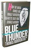 Blue Thunder, Thomas Burdick and Charlene Mitchell, 0671663216