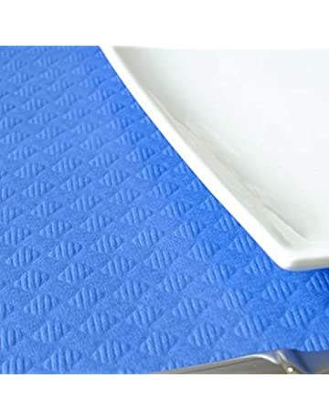 Chiner - Rollo Mantel Papel 1 x 100 metros (Azul)