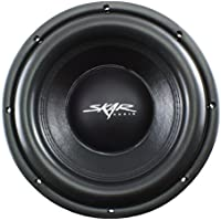 Skar Audio VD-10 D2 10 Dual 2Ω 800W Max Power Shallow Mount Car Subwoofer