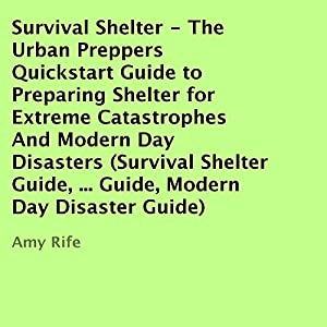 Survival Shelter Audiobook