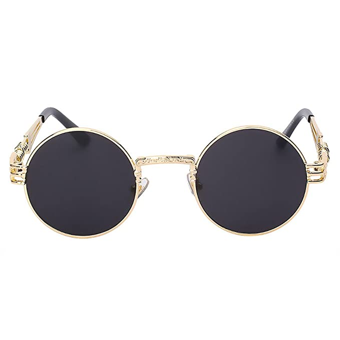 88f916a80c Image Unavailable. Image not available for. Colour  Round Sunglasses