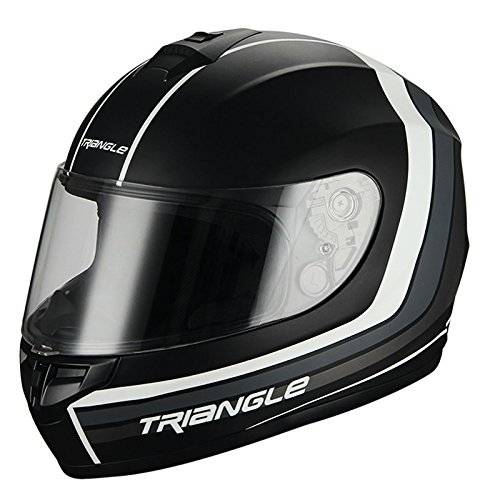 Full Face Street Bike Helmets - 4