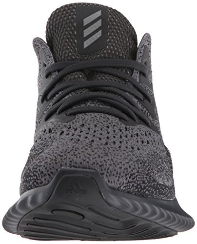 adidas Men's Alphabounce Beyond Running Shoe, Carbon/Grey/Black, 7.5 M US by adidas (Image #4)