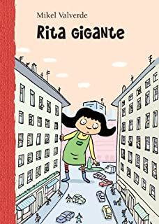 Rita Gigante (El Mundo de Rita) (Spanish Edition)