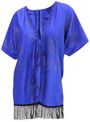 encubrir ropa playa tapa la túnica kaftan señoras vestido traje baño traje chaqueta punto kimono vendimia bikini retro suelta encubrir mujeres del verano camisa hawaiana vacaciones