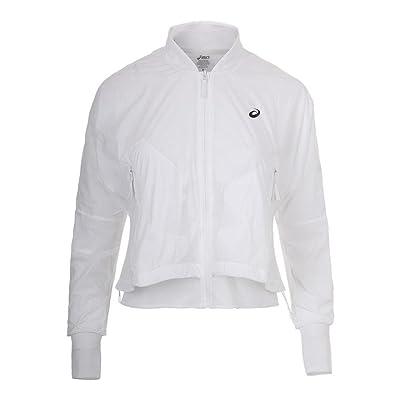 ASICS Women`s Tennis Jacket Brilliant White-(154416-0014S18)