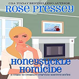 Honeysuckle Homicide Audiobook