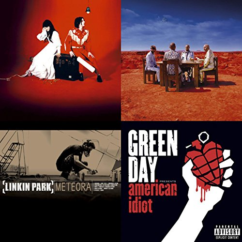Streaming · 50 Great 2000s Rock Songs