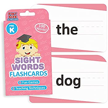 Amazon.com: Edupress Sight Words In A Flash (Set 1): Office Products