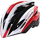 Premium Quality Bicycle Helmet – Aerodynamic – Lightweight – Adults – Kids – Boys – Girls – PVC Shell Helmet – By Utopia Home For Sale