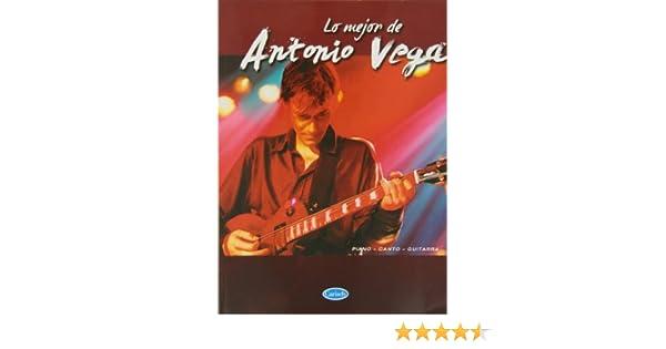 Lo Mejor de Antonio Vega: Amazon.es: Vega, Antonio, Piano, Voice ...