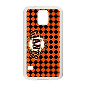 Red Black Grid Giants Hot Seller Stylish Hard Case For Samsung Galaxy S5