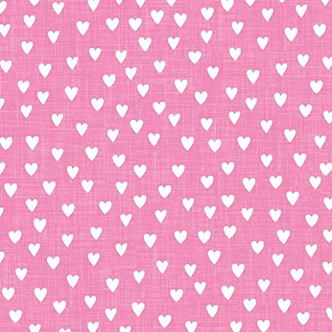 Confezione Di 20 Tovaglioli Con Cuori Rosa Multi Heart Design