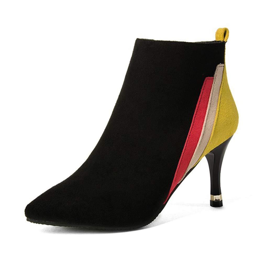 Botte Bottes Chaussures Courtes Bottes Chaussure Haut Bottes TlKc31FJ