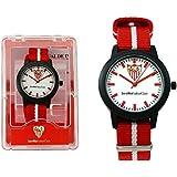 Reloj pulsera Sevilla CF analogico: Amazon.es: Relojes
