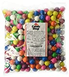 Candy Shop Assorted 8 Color 1 Inch Gumballs (5 Pounds)