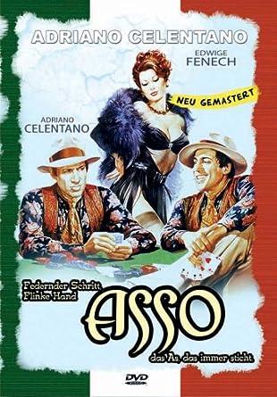 Asso Blue Edition Amazon De Adriano Celentano Edwige Fenech