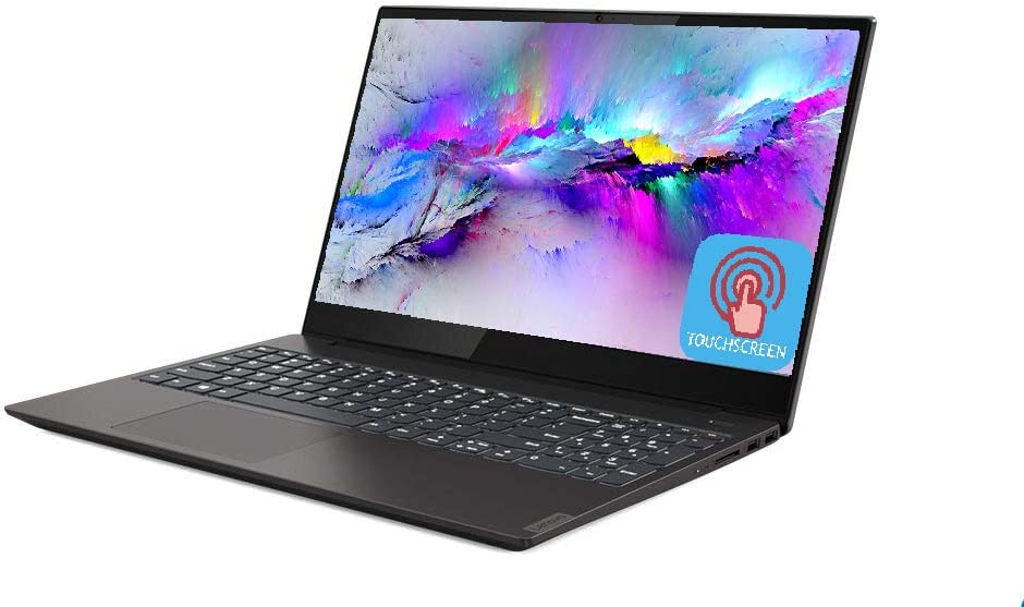 "Lenovo Ideapad S340 15.6"" FHD IPS Touchscreen Laptop 8th Gen Intel Core i7-8565U Up to 4.6GHz 12GB RAM 512GB PCIe SSD GeForce MX230 2GB Bluetooth Webcam Backlit Keyboard Win10 Black"