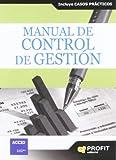 img - for MANUAL DE CONTROL DE GESTION (Spanish Edition) book / textbook / text book