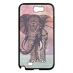 Elephant Brand New Cover Case for Samsung Galaxy Note 2 N7100,diy case cover ygtg524893