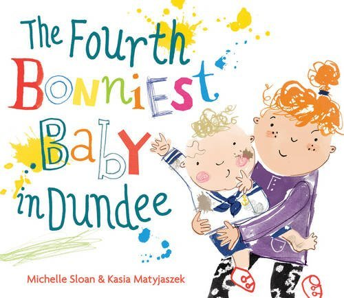 The Fourth Bonniest Baby in Dundee Picture Kelpies: Amazon.co.uk ...