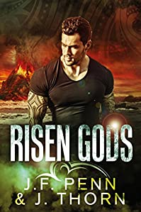 Risen Gods by J.F. Penn ebook deal