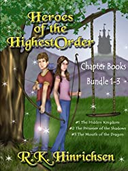 Heroes of the Highest Order Chapter Books Bundle 1-3