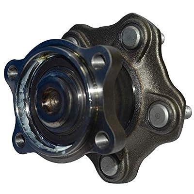 GSP 533201 Rear Hub Assembly: Automotive