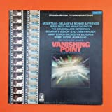 VANISHING POINT Soundtrack LP Vinyl VG++ Cover VG+ Amos AAS 8002 $$REDUCED$$