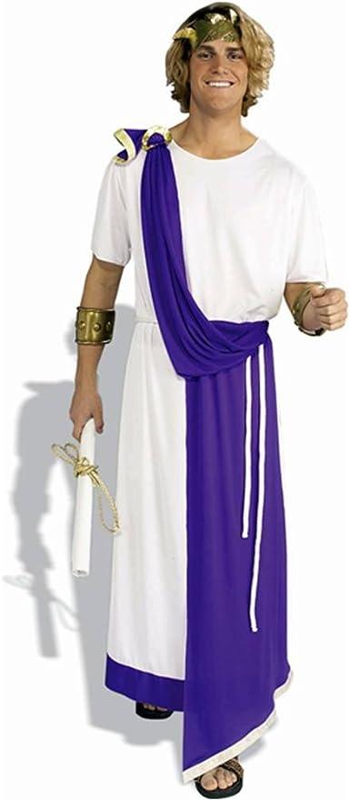 Caesar Kit Julius Roman Emperor Fancy Dress Halloween Adult Costume Accessory