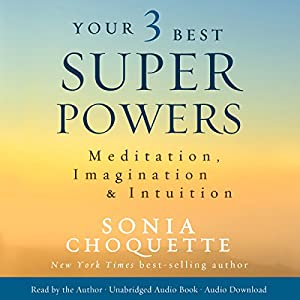 Your 3 Best Super Powers Audiobook