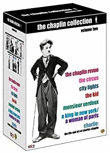 The Chaplin Collection, Vol. 2 (City Lights / The Circus / The Kid / A King in New York / A Woman of Paris / Monsieur Verdoux / The Chaplin Revue / Charlie - The Life and Art of Charles Chaplin) [Import]